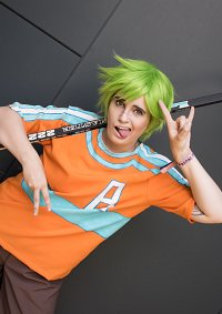 Cosplay-Cover: Carter Howe - Hockey Trikot