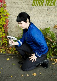 Cosplay-Cover: Spock - Into Darkness