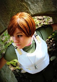 Cosplay-Cover: Rebecca Chambers [Resident Evil Zero]