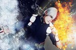 Cosplay-Cover: Shoto Todoroki (Hero Suit #2)