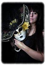 Cosplay-Cover: Palla mascherato