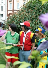 Cosplay-Cover: Red - Fire Red / Leaf Green