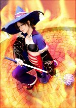Cosplay-Cover: Paine - Black Mage