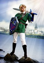 Cosplay-Cover: Link (Twilight Princess)