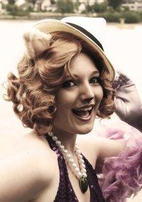 Cosplay-Cover: Mitzi May (Lackadaisy)