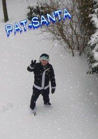 Cosplay-Cover: Pat-Santa