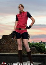 Cosplay-Cover: Claire Redfield (ResEvil2)