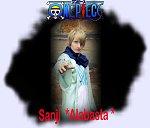 Cosplay-Cover: Sanji [Alabasta]
