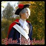 Cosplay-Cover: Gilbert/Preußen [War of austrian succession]