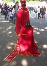 Cosplay-Cover: Traveler (Journey PS3)