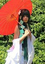 Cosplay-Cover: Hatsune Miku ~CitySamurai~