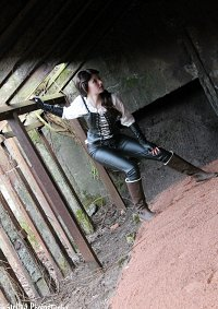Cosplay-Cover: Gretel (Hansel and Gretel : Witch Hunters)