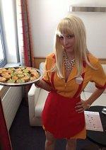 Cosplay-Cover: Caroline Channing ~~*2Broke Girl$*~~
