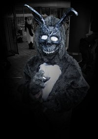 Cosplay-Cover: Frank (Donnie Darko)