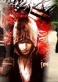 Cosplay-Cover: Alex Mercer