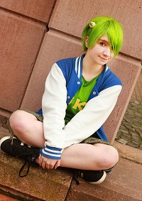 Cosplay-Cover: Mike Wazowski (Monsters University)