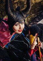 Cosplay-Cover: Maleficent