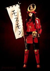 Cosplay-Cover: Samurai