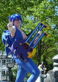 Cosplay-Cover: Sonic the Hedgehog (Sonic Underground)