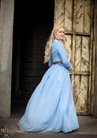 Cosplay-Cover: Dolores Abernathy (S1 Westworld)