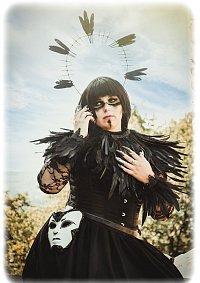 Cosplay-Cover: Regina dei corvi III