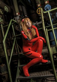 Cosplay-Cover: Asuka Soryu Langley [Suit]