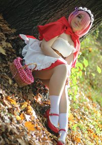 Cosplay-Cover: Ram [Red Riding Hood]