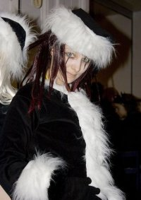 Cosplay-Cover: Axel (Unwelcome Santa)