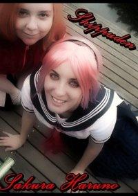 Cosplay-Cover: Sakura Haruno さくらんぼ - Shippuuden [Unfertig]