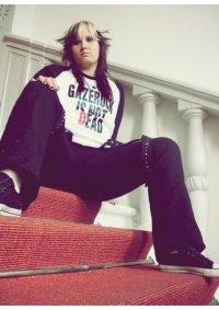 Cosplay-Cover: Uruha [DI$ORDER .  Gazerock is not dead!!!]