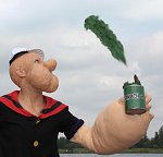 Cosplay-Cover: Popeye [Sackgesicht]