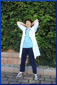Cosplay-Cover: Dr. Perry Cox