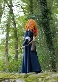 Cosplay-Cover: Merida von Dunbroch