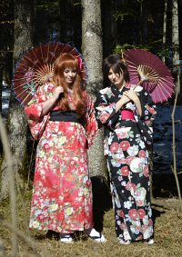 Cosplay-Cover: Nene (Yukata)