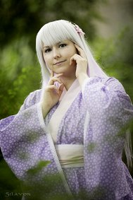 Cosplay-Cover: Kimono Dress [Flower]