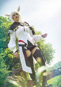 Cosplay-Cover: Y'shtola