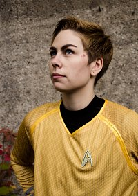 Cosplay-Cover: James T. Kirk [ST: Into Darkness]