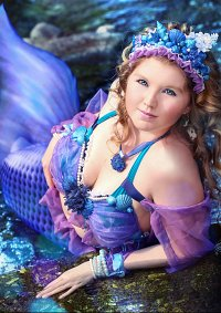 Cosplay-Cover: Blue Mermaid
