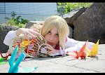 Cosplay-Cover: Nunnally Lamperouge (Ashford Middle School)