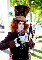 Cosplay-Cover: Mad Hatter [Tim Burton]