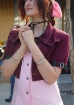 Cosplay-Cover: Aerith