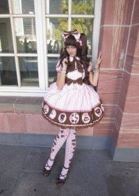 Cosplay-Cover: Angelic Pretty ~ Melty Chocolate OP
