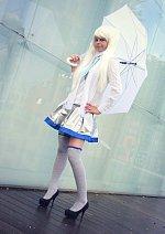 Cosplay-Cover: Hatsune Miku ~Snow~ (Test)