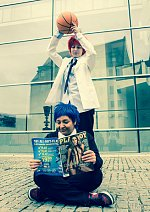 Cosplay-Cover: Akashi Seijuurou (Teikou School Uniform)