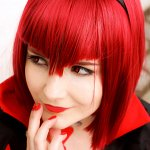 Cosplay-Cover: Madame Red [Wonderland]