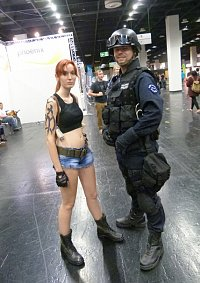 Cosplay-Cover: Revy (Rebecca)