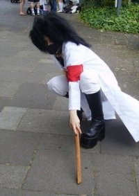 Cosplay-Cover: Mana - Dis Inferno Vol. II