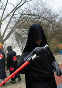 Cosplay-Cover: Darth Toppaz  (Sith Lord Version)