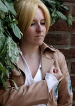 Cosplay-Cover: Annie Leonhardt (Japantag 2014)