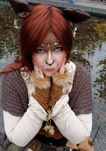 Cosplay-Cover: Reh